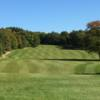 A view of a fairway at Dalziel Park Golf and Country Club.