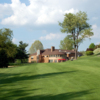 View of the clubhouse at Pleasant Valley Country Club