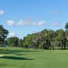 A view from a fairway at Eagles Golf Club.