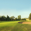 View of the 2nd green from the Championship Course at Stockwood Park Golf Club