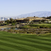 Looking back from the 17th tee at Rio Secco
