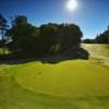 A view of green #16 at Fort Mill Golf Club.