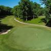 A view of the 12th hole at Fort Mill Golf Club.