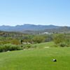 A view from a tee at Apache Stronghold Golf Course.