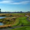 A view of tee #8 from Skyway Golf Course at Lincoln Park West.