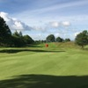 View of the 6th hole at Pitreavie Golf Club
