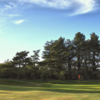 View of the 2nd hole at High Post Golf Club