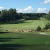 View from the 9th tee at Hobson Golf Club