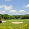 A view from Wedgewood Golf Club