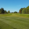 A view of the 14th hole at Dougalston Golf Club.