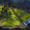Aerial view from KDV Sport