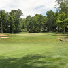 A view of green #3 at Delaware Golf Club
