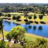 Aerial view from Freedom Fairways