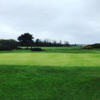 A view of green #5 at Great Yarmouth & Caister Golf Club.