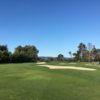 A view of a hole at Monterey Pines Golf Club.