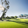 View from a green at Brisbane Golf Club