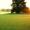 A sunrise view of a hole at Brookshire Inn & Golf Club.