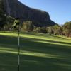 View from a green at Mount Coolum Golf Club