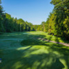 A view from a tee at Charlevoix Golf & Country Club.