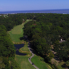 Aerial view from Port Royal Golf Club