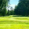 A view from the 2nd tee at Cadillac Country Club.