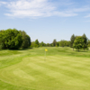 View of a green at Richings Park Golf Club