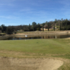 View of a green at Yosemite Lakes Park Golf Course