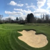 View of the 17th hole at Robin Hood Golf Club