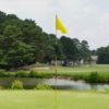 View from a green at Kempsville Greens Golf Course