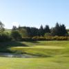 View of a green at Jedburgh Golf Club