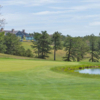 View of a green at Waverly Oaks Golf Club