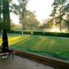 View of the puttin green at Kempsey Golf Club