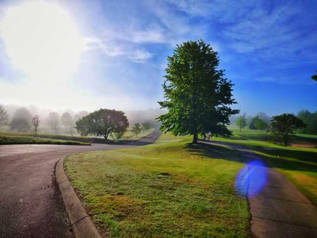A view from Nashville National Golf Link