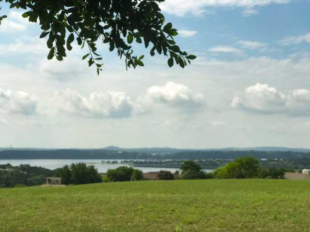 View from Lake Travis Country Club