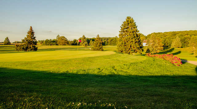 View from Pleasant Valley Golf Club
