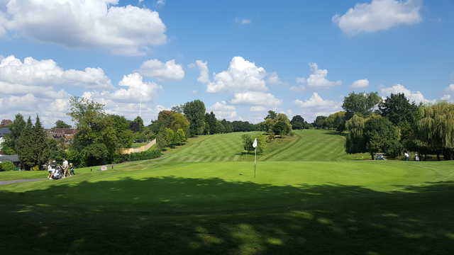 A view from Chigwell Golf Club