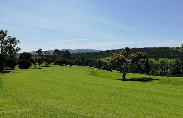 View from Whittlesea Country Club