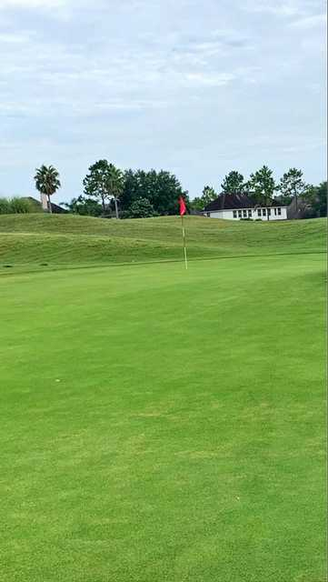 View of a green at Southwyck Golf Club