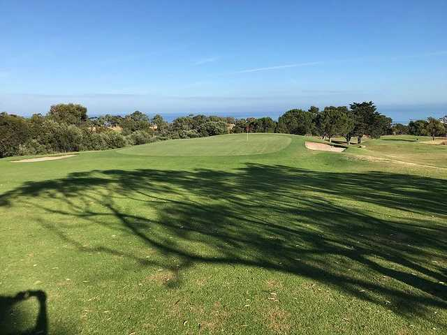 View from Marion Park Golf Club