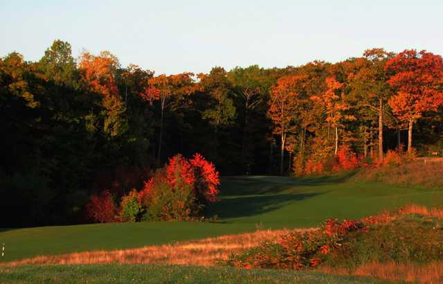 A view of hole #13 at Apostle Highlands Golf Course.