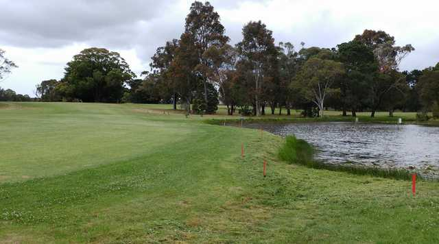 A view from Sale Golf Club