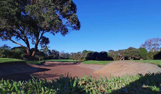 A view from Phillip Island Golf Club