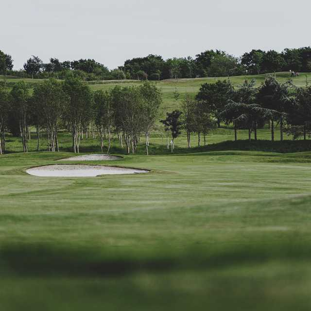 A view from Skylark Golf & Country Club