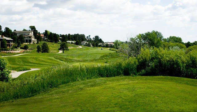 A view from tee #6 at Pine Creek Golf Club.