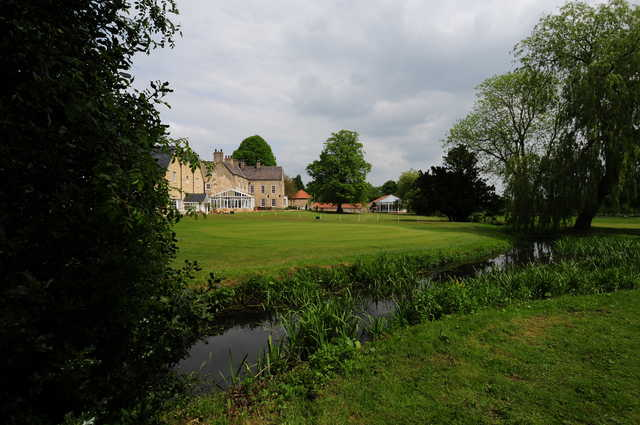 A view from Hall Garth Hotel & Country Club