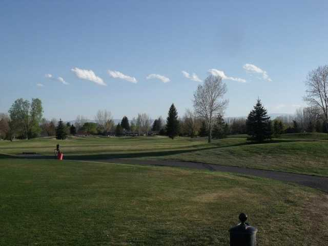A view from Riverton Country Club.