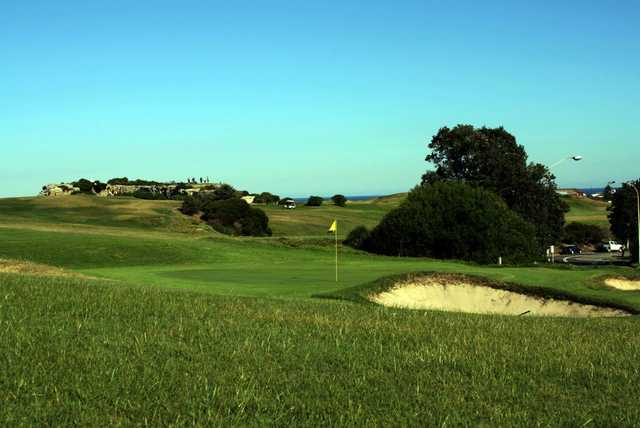 View of a green at Bondi Golf Club