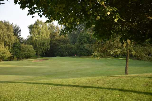 A view from Brough Golf Club