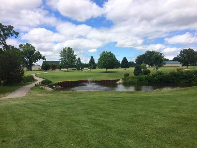 A view from Golfmohr Golf Course