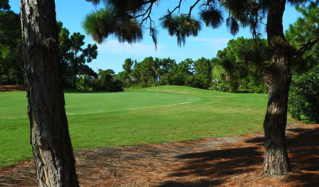 A view of a hole at Rotonda Golf & Country Club Long Marsh.